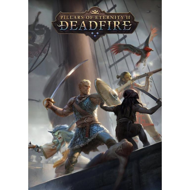Versus Evil Digital Pillars of Eternity II: Deadfire Obsidian Edition PC Download Now At GameStop.com!