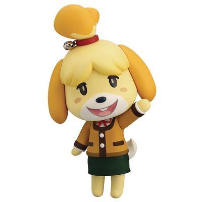 Animal Crossing: New Leaf Isabelle Winter Version Nendoroid