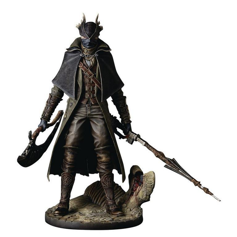 Bloodborne Hunter Statue