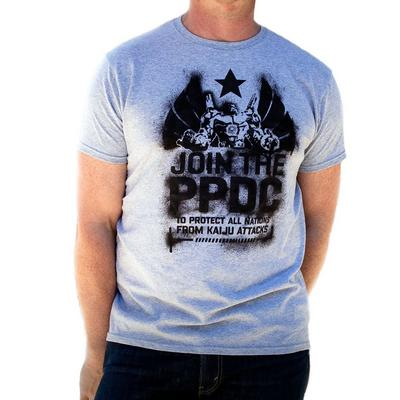 Pacific Rim Uprising Join the PPDC T-Shirt