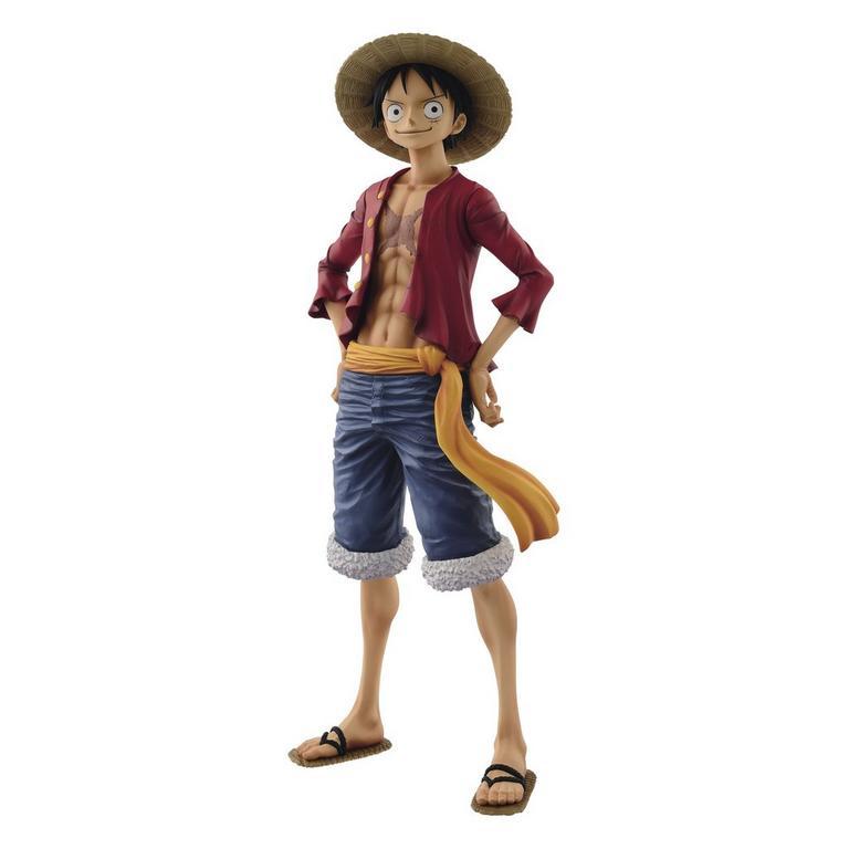One Piece Grandista - The Grandline Men - Monkey D. Luffy