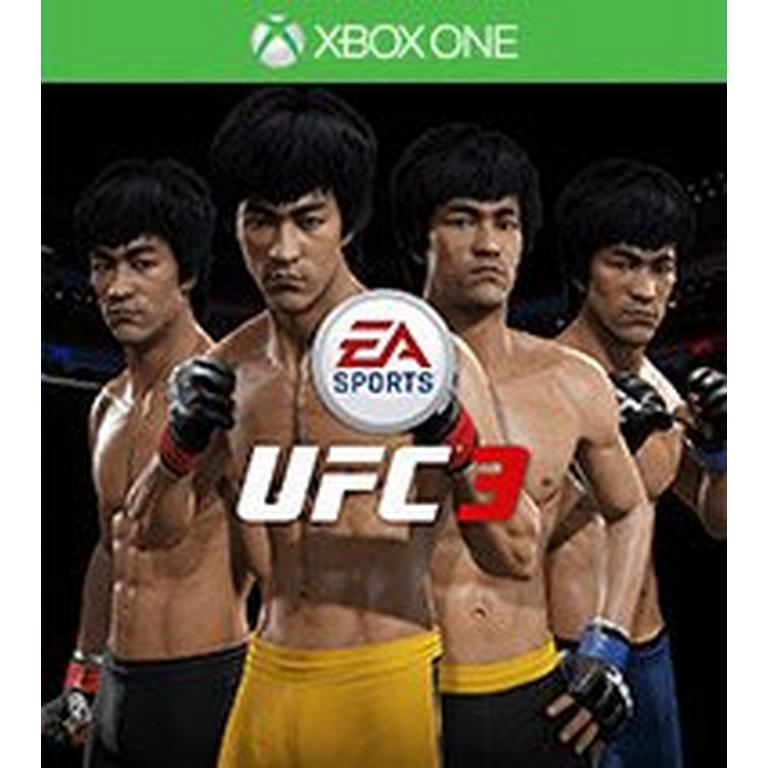 EA Sports UFC 3 - Bruce Lee Bundle