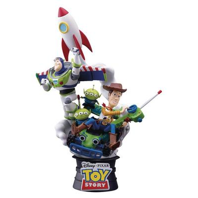 Toy Story D-Select Statue