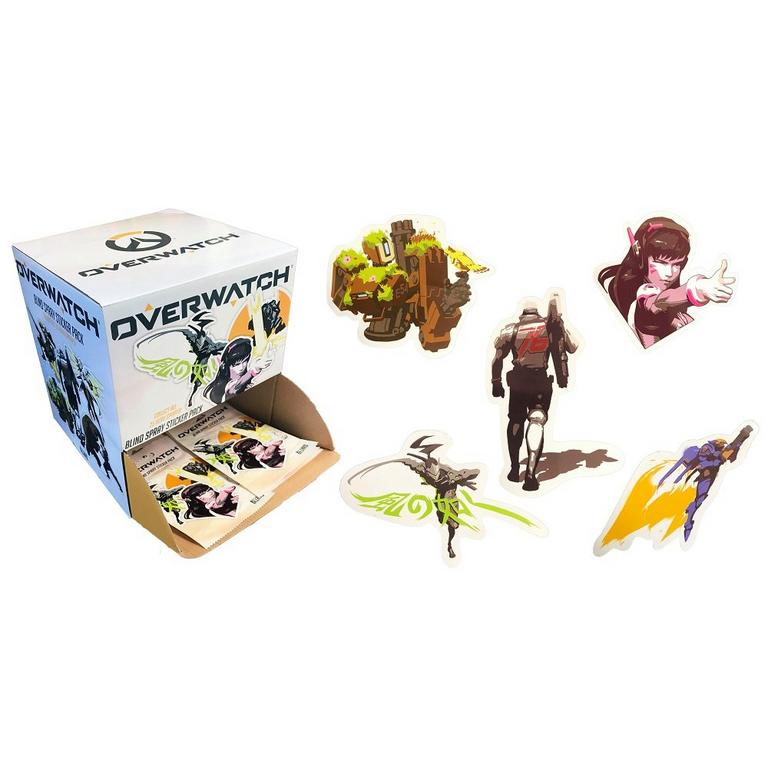 Overwatch Blind Bag Decal
