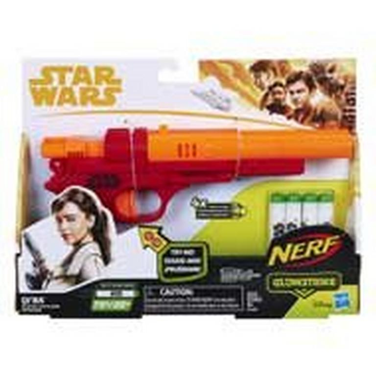 Nerf Glowstrike Star Wars Qi-Ra Blaster
