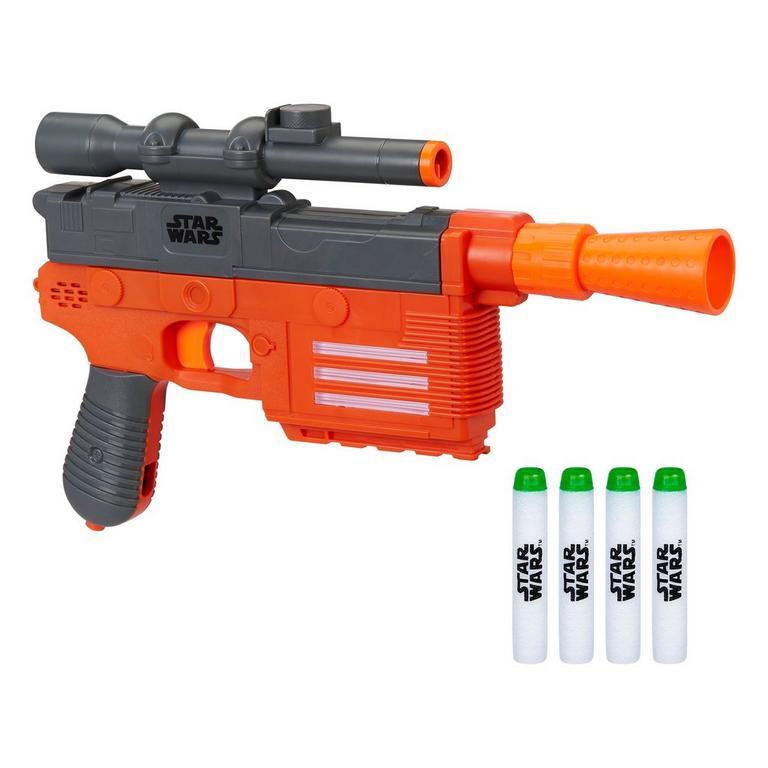 Nerf: Glowstrike Star Wars - Han Solo Blaster