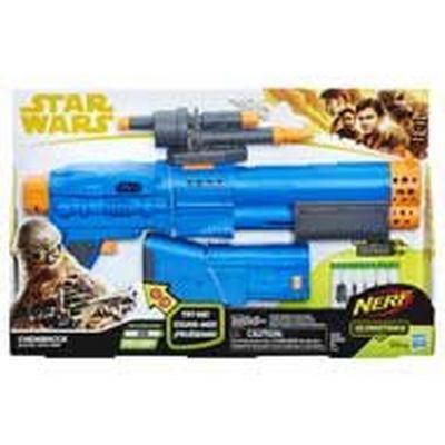 Nerf Glowstrike Star Wars Chewbacca Blaster