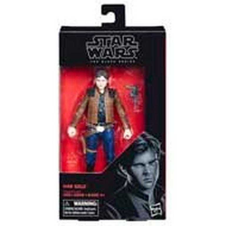 Star Wars The Black Series: Solo - Han Solo 6 inch Figure