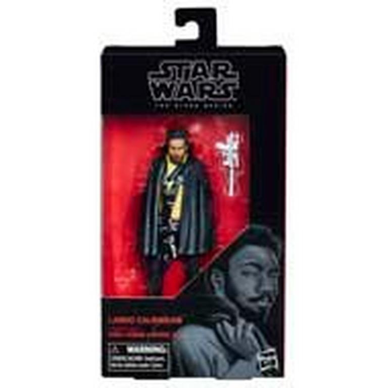Star Wars Lando Calrissian The Black Series Action Figure