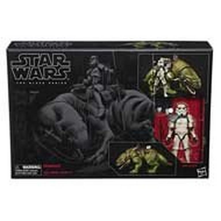 Star Wars: The Black Series - Dewback with Sandtrooper Figure