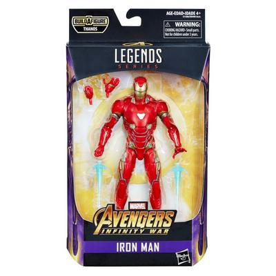 Marvel Legends: Avengers Infinity War - Iron Man