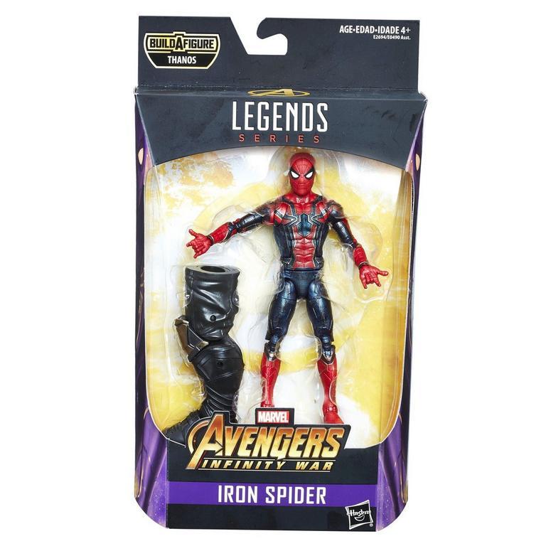 Marvel Legends: Avengers Infinity War - Iron Spider