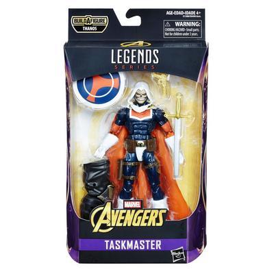 Marvel Legends: Avengers Infinity War - Taskmaster