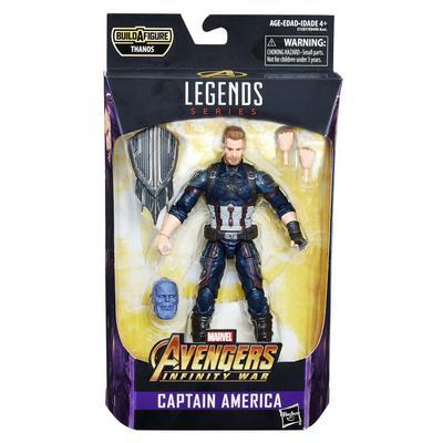 Marvel Legends: Avengers Infinity War - Captain America
