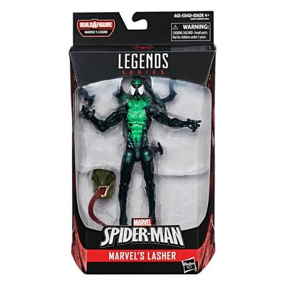 Marvel Spider-Man Legends Series 6-inch Marvel's Lasher