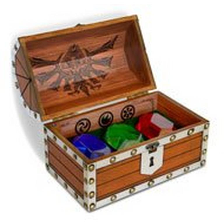 The Legend of Zelda Rupee Chest Replica