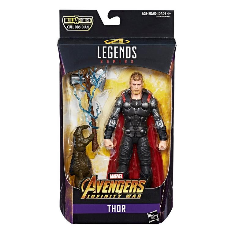 Avengers: Infinity War Legends Thor Figure