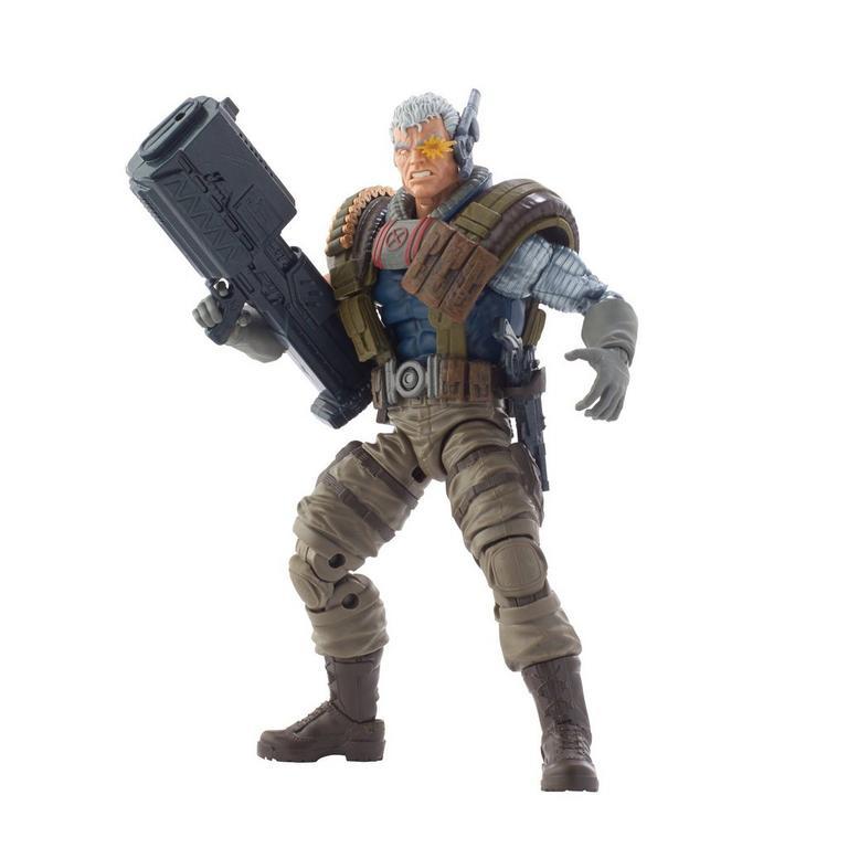 Marvel Legends Deadpool 6 inch Figure - Cable