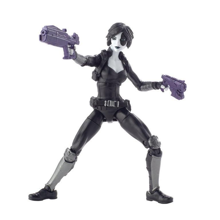 Marvel Legends Series Deadpool Domino Action Figure
