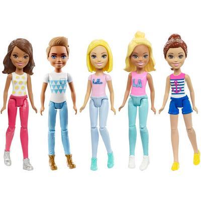 Barbie Mini Deluxe Doll Asstortment