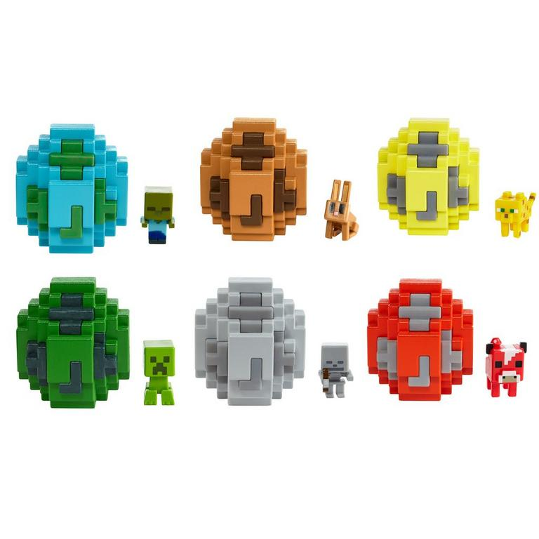 Minecraft Spawn Egg Mini Figure (Assortment)