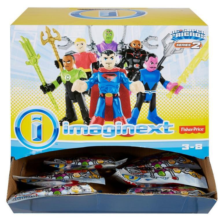 Imaginext DC Super Friends Blind Box Figure