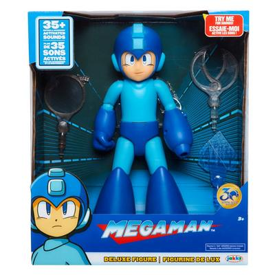 Mega Man Deluxe Action Figure