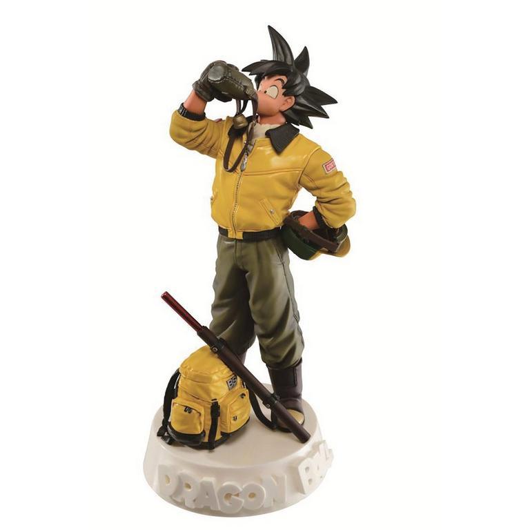 Dragon Ball Z Son Goku SCultures Statue