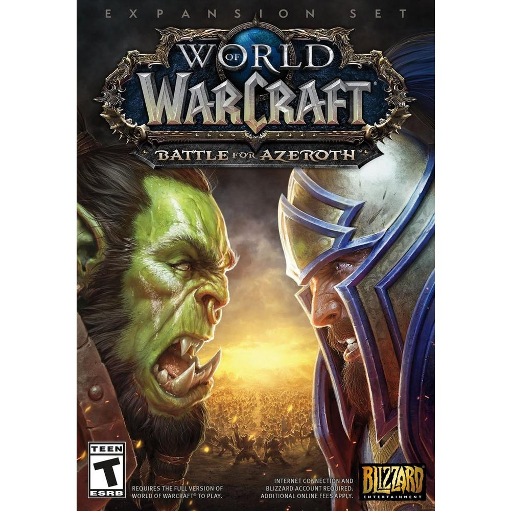 World of Warcraft: Battle for Azeroth | PC | GameStop