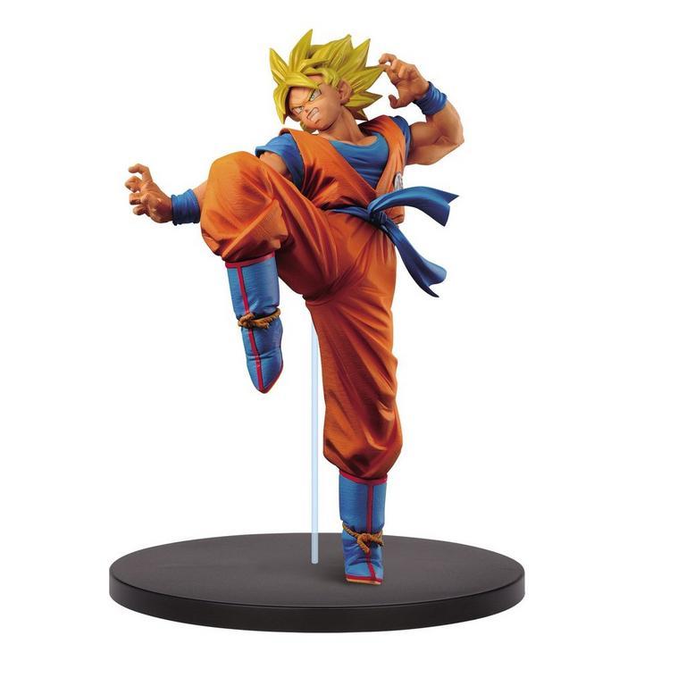 Dragon Ball S SS Son Goku Fes Statue