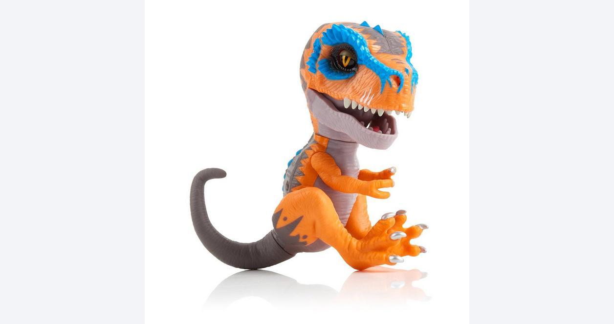 Fingerlings Untamed Scratch Baby T-Rex Interactive Figure ...