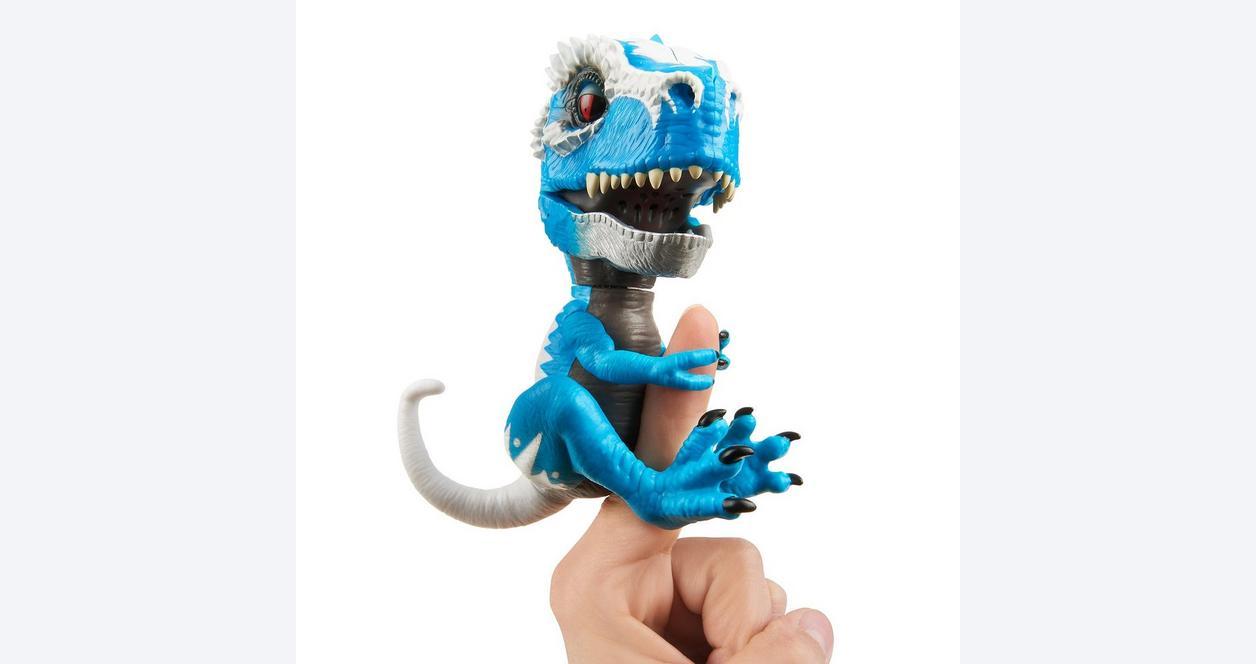 Fingerlings Untamed Ironjaw Baby T-Rex Interactive Figure