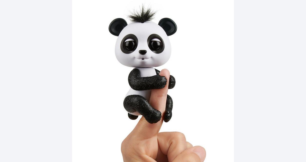 Fingerlings Drew Baby Panda Interactive Figure