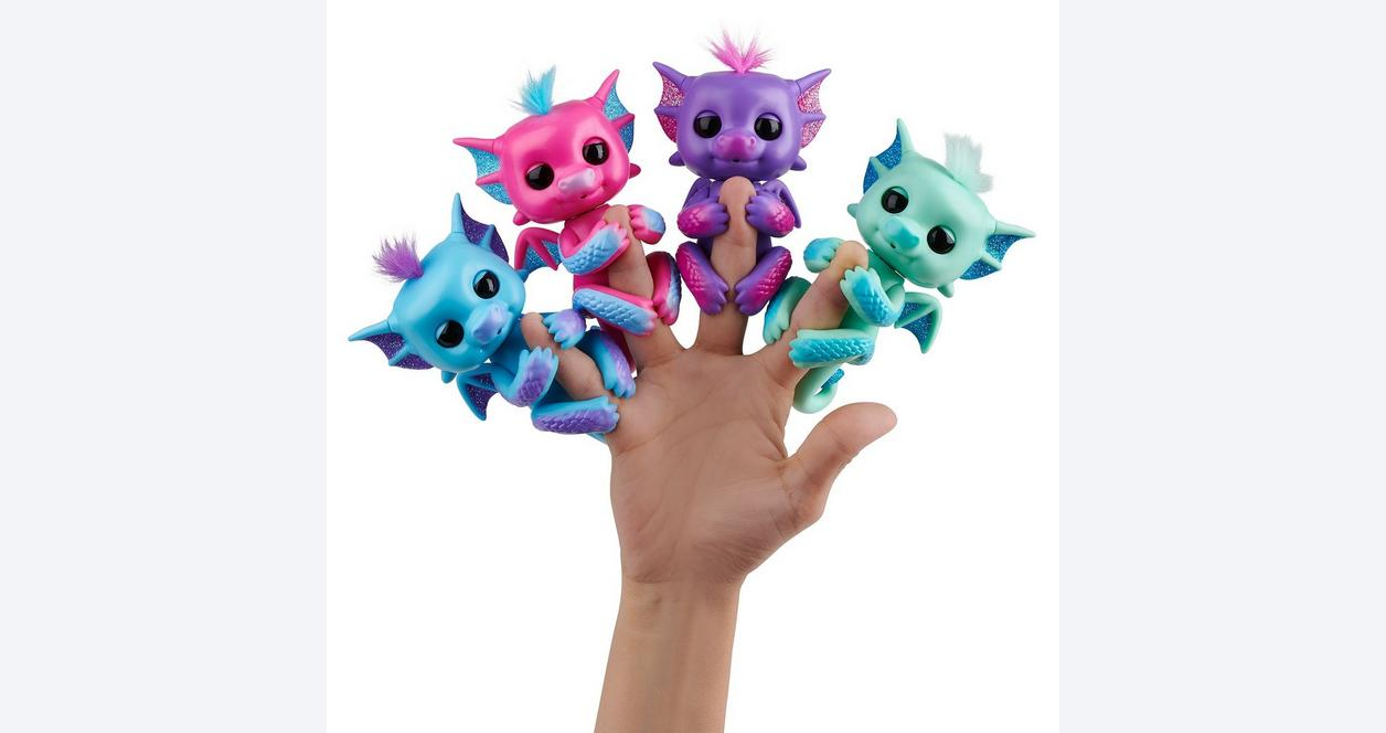 Fingerlings Baby Dragon - Sandy