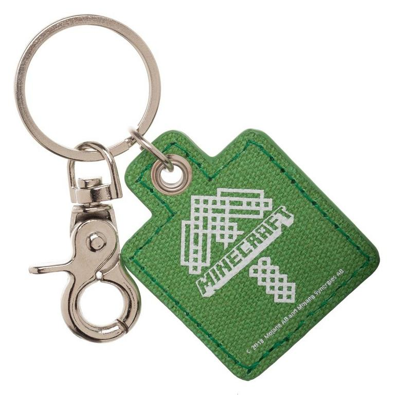 Minecraft Block Keychain