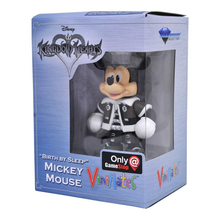 Kingdom Hearts: Birth by Sleep Mickey Vinimate Figure Only at Gamestop
