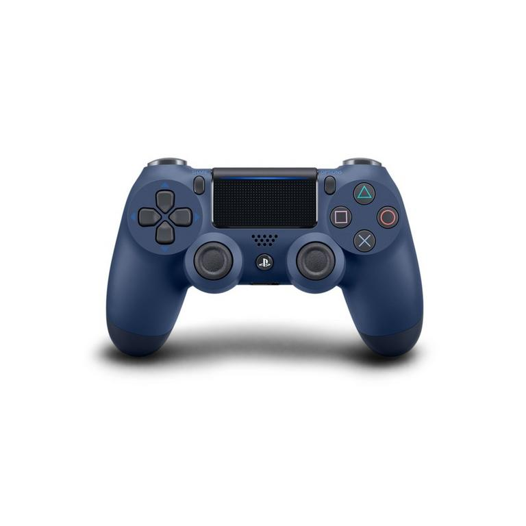 Sony Computer Entertainment America Sony DualShock 4 Wireless Controller - Midnight Blue PS4 Available At GameStop Now!