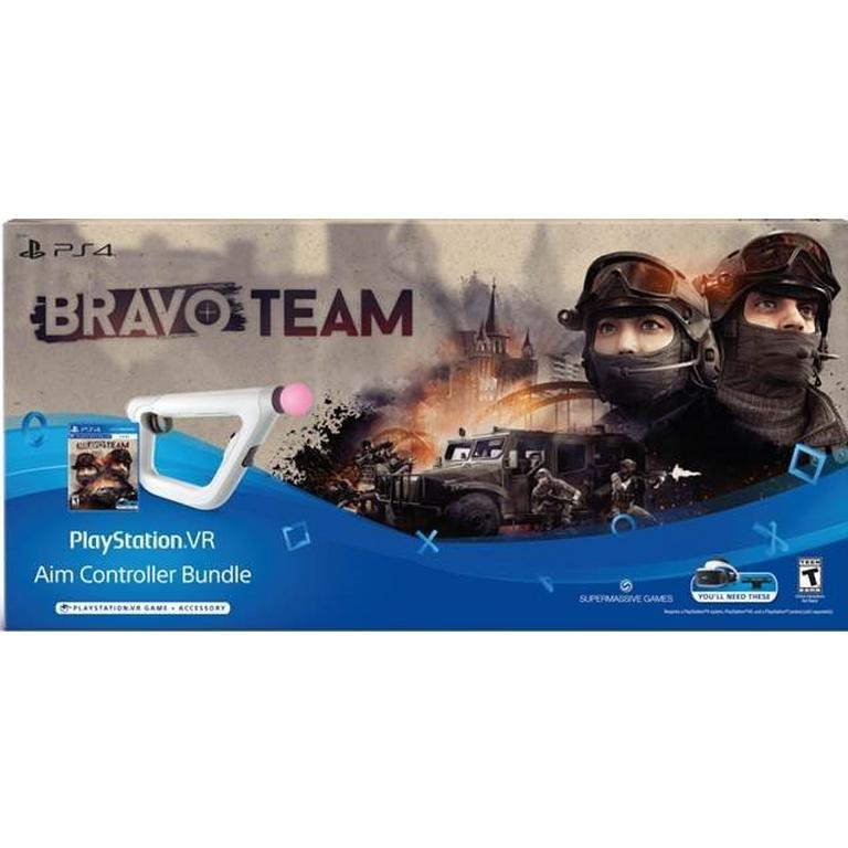 Bravo Team VR with Aim Controller Only at GameStop