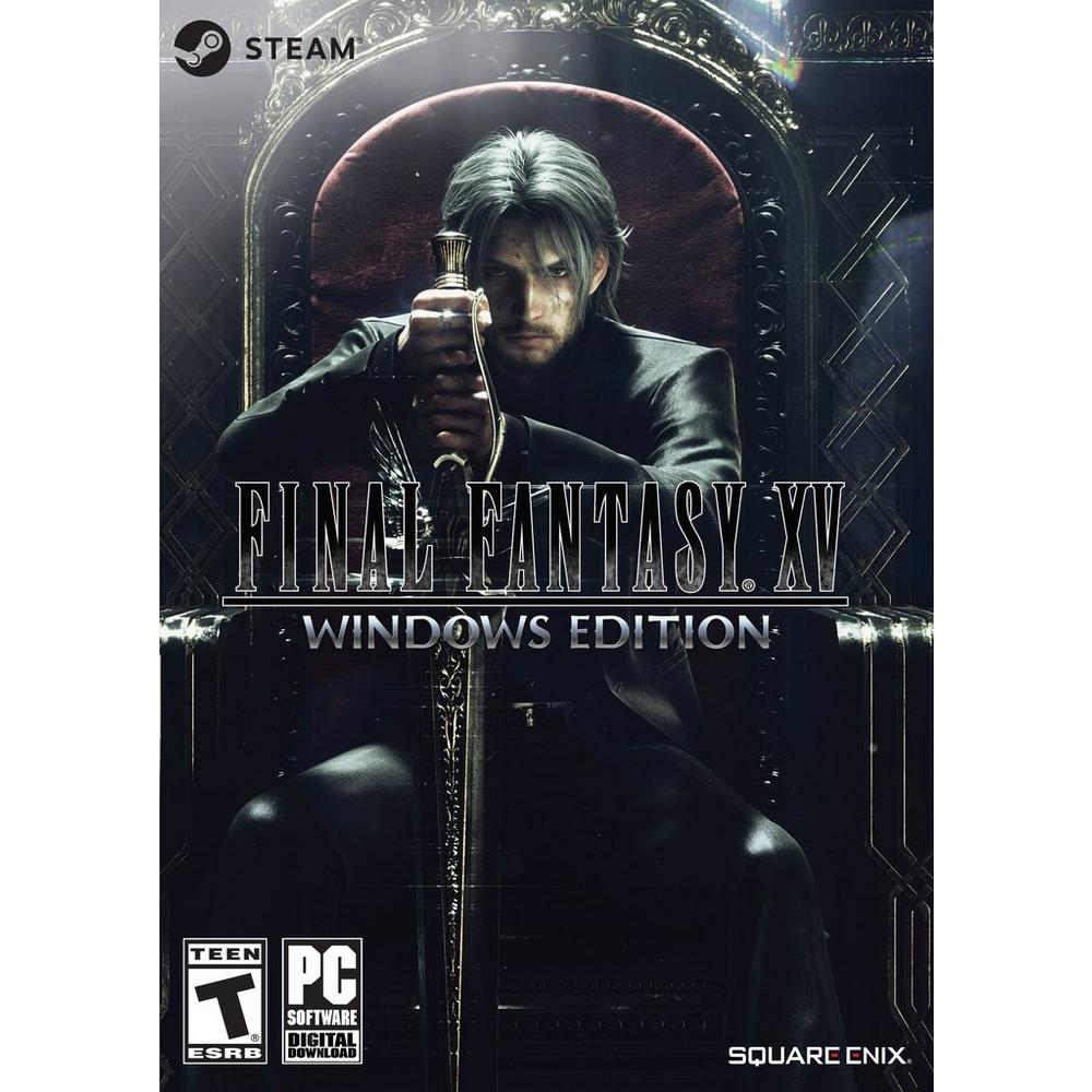 Final Fantasy XV Windows Edition   PC   GameStop