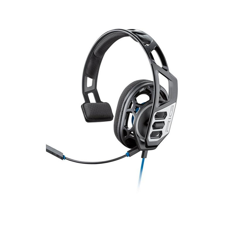 RIG 100HS Open ear, Full Range Wired Chat Headset for PlayStation 4