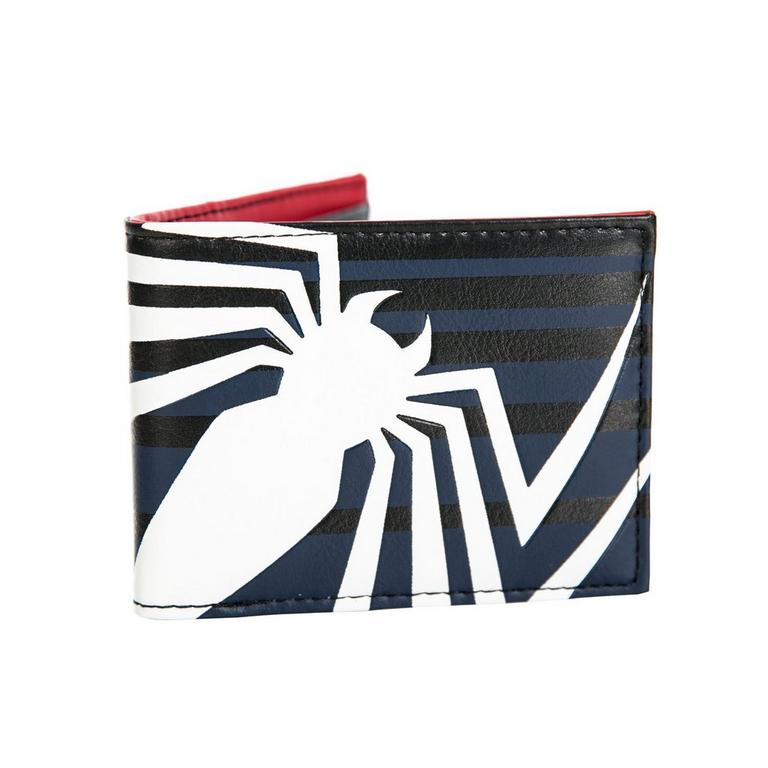 Marvel Spider-Man Gamerverse Logo Bi-Fold Wallet