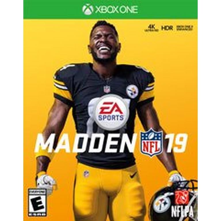 Madden NFL 19 | Xbox One | GameStop