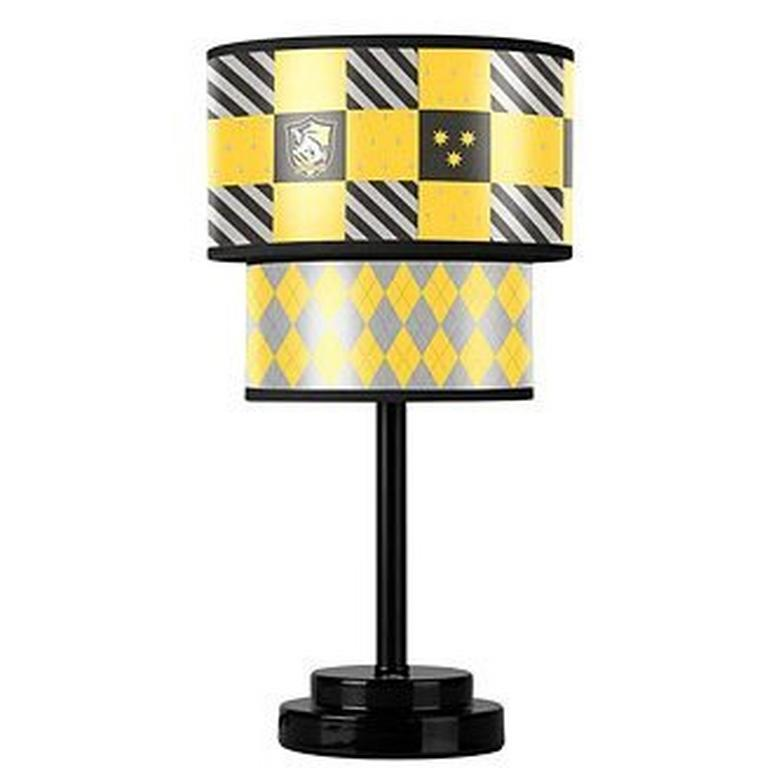 Harry Potter Hufflepuff Quidditch Table Lamp