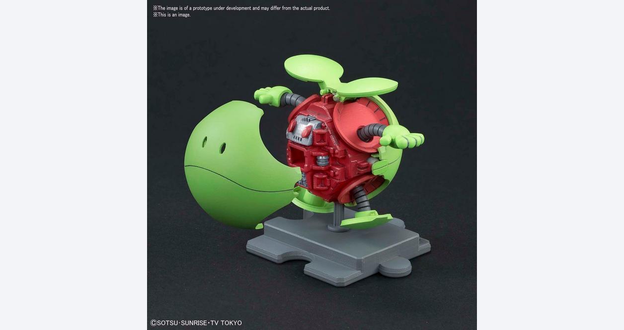 HaroPla Haro Basic Green Model Kit