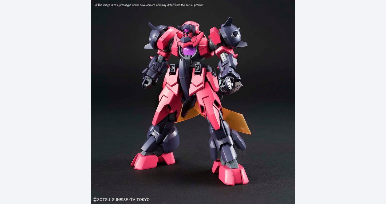 High Grade BD 1/144 Ogre GN-X Model Kit
