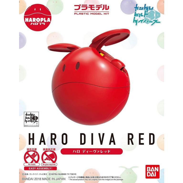 HaroPla Haro Diva Red Model Kit