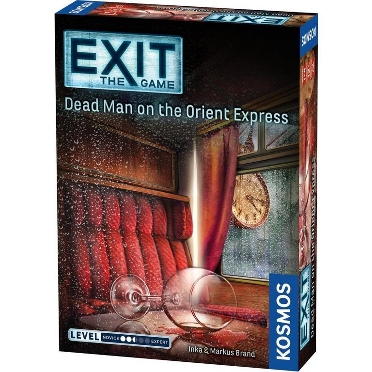 EXIT: Dead Man on Orient Express