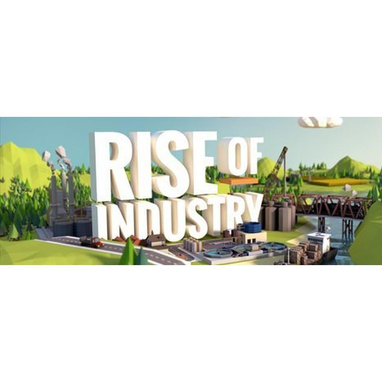 Rise of Industry (Early Access)