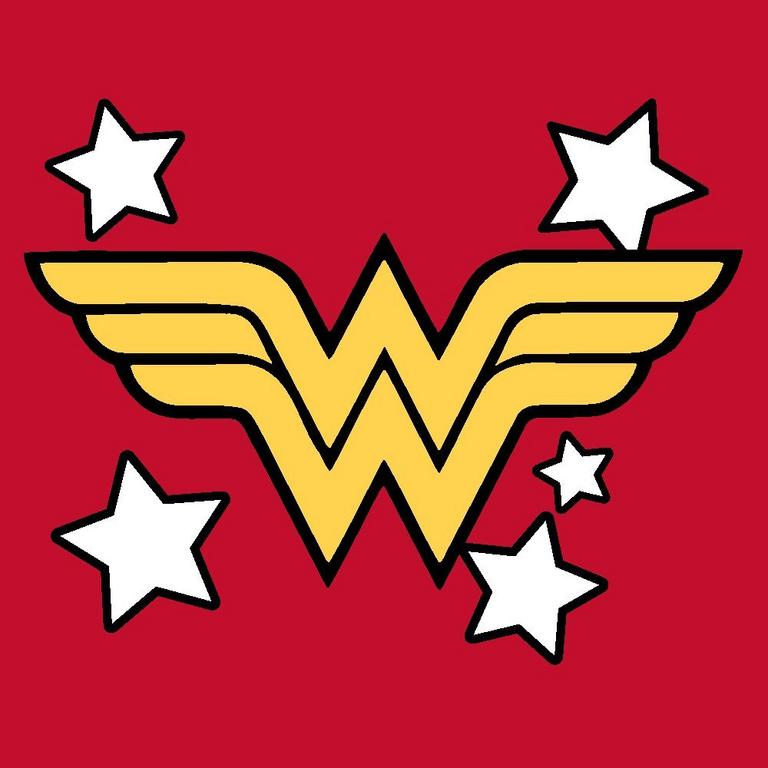 DC Comics Wonder Woman Logo Onesie