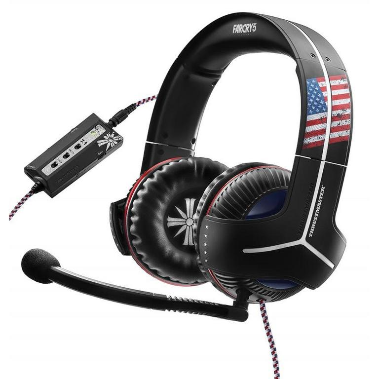 Y-350CPX 7.1 Far Cry 5 Edition Wired Gaming Headset